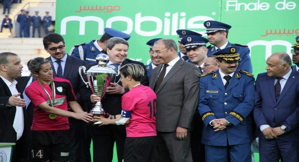 Finale de la coupe de la ligue f minine faf - Finale de la coupe de la ligue ...