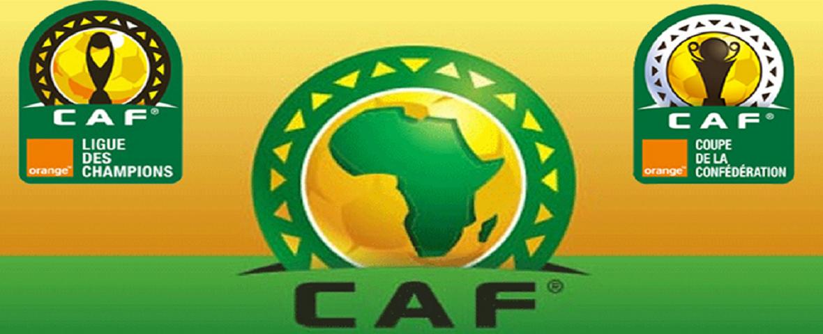 منافسات الكنفدرالية الإفريقية : نتائج الأندية الجزائرية