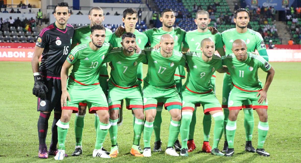 algerien vs