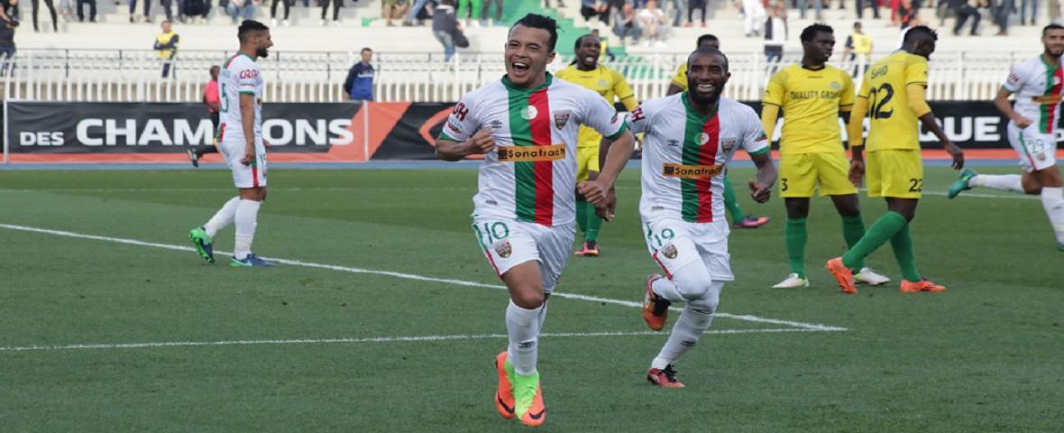 Coupe de la CAF : le MCA en phase de poules