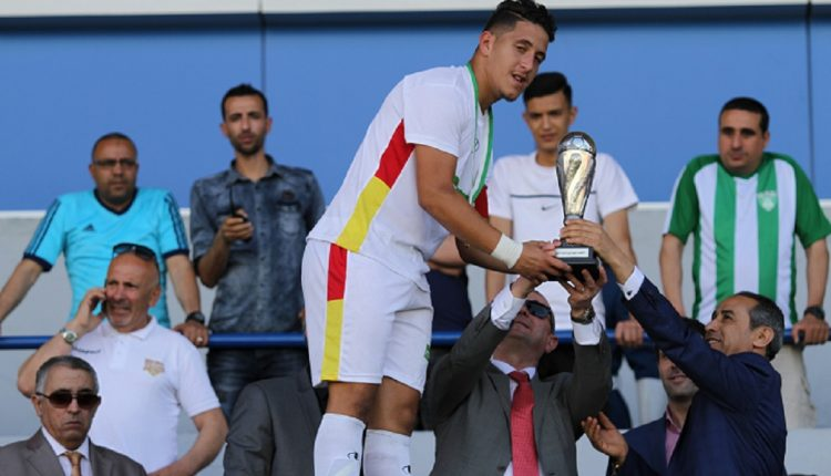 كأس الجزائر ( أقل من 20 سنة) : نصر حسين داي تتوج باللقب
