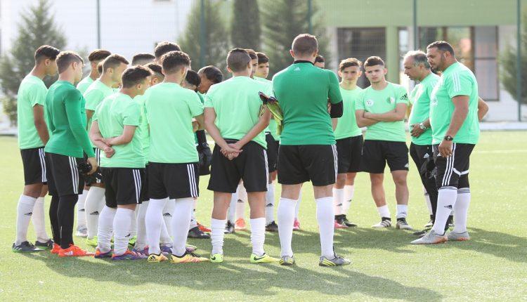 U20 TOURNOI DE L'UNAF: ALGERIE 2 – LIBYE 2