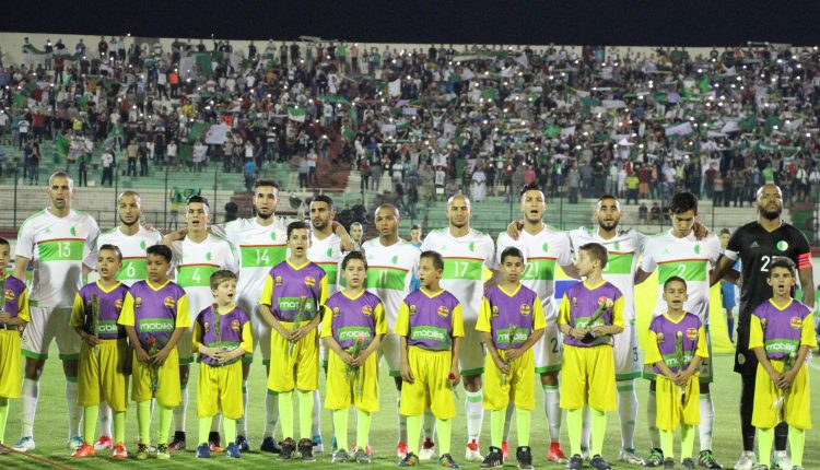 ELIMINATOIRES CAN-2019 : ALGERIE 1 – TOGO 0 (24 PHOTOS)