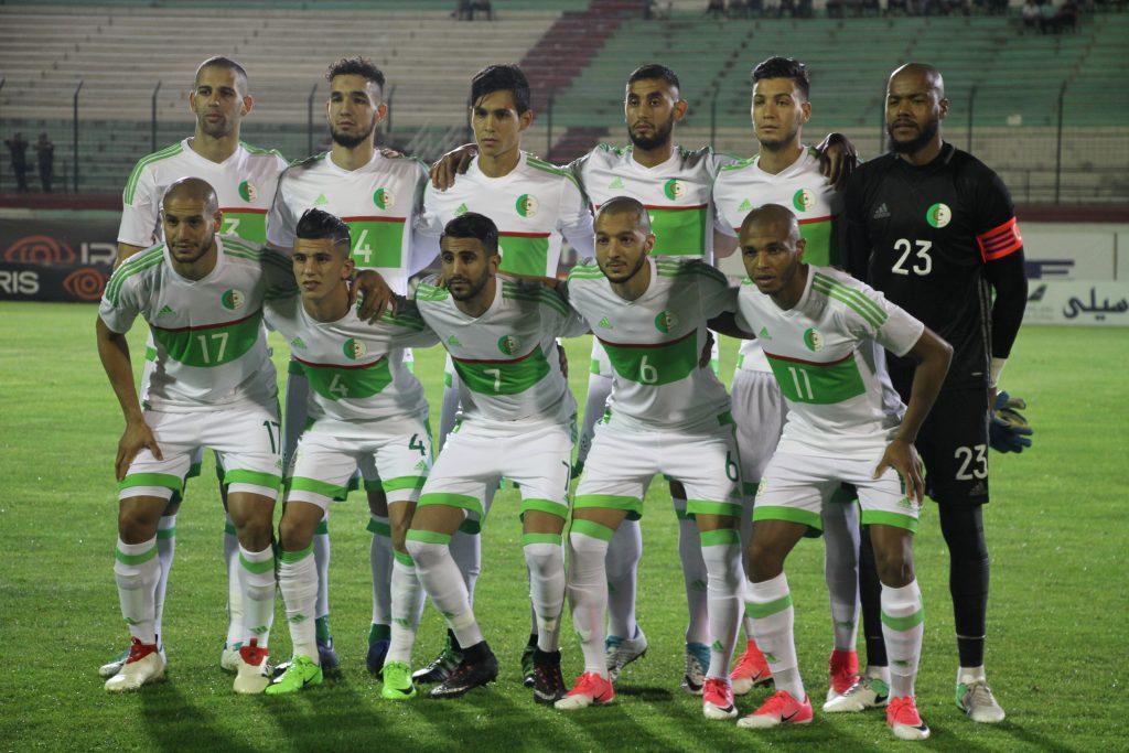 CLASSEMENT FIFA: L'ALGERIE GAGNE 5 PLACES – FAF