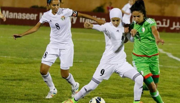 EN FEMININE: JORDANIE 3– ALGERIE 2