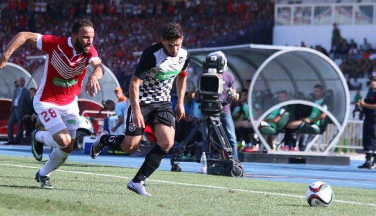 FINALE COUPE D'ALGERIE ES SETIF 0-1 CR BELOUIZDAD (APRES PROLONGATION)
