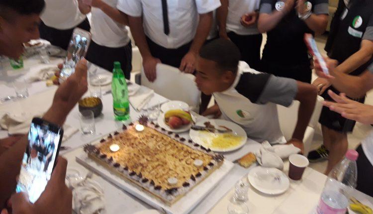 L'anniversaire de Bendebka fêté à l'hôtel Marriott