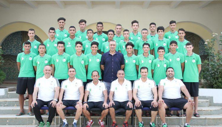 U15: L'Algérie bat l'USMH