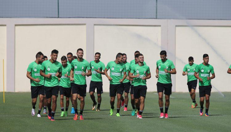 Reprise de la préparation de la sélection des locaux pour le match face à la Libye