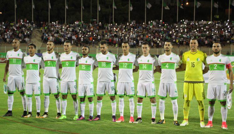L'ALGÉRIE ET LA LIBYE JOUERONT AVEC LES MÊMES TENUES QU'AU MATCH ALLER
