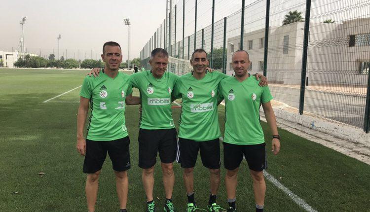 الكاميرون – الجزائر : إعلان قائمة اللاعبين