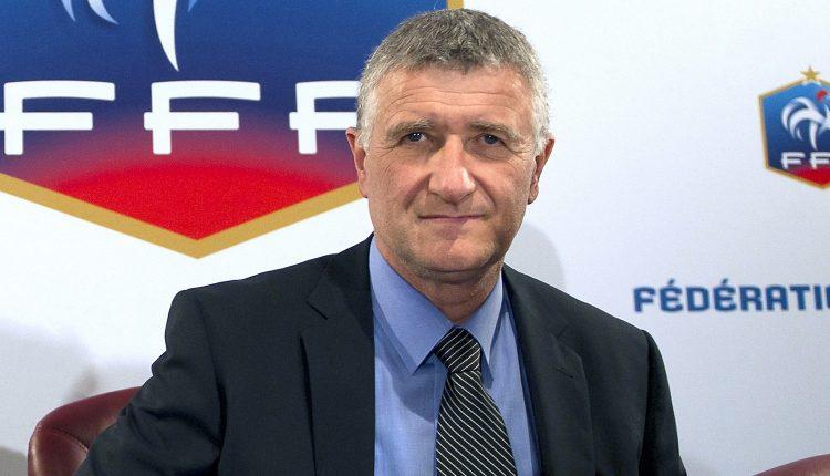 FRANÇOIS BLAQUART INVITÉ DE LA FAF