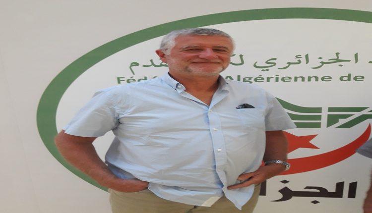 FRANÇOIS BLAQUART : «PRET A CONTRIBUER A LA FORMATION EN ALGERIE S'IL Y A ENTENTE SUR LE PROJET»