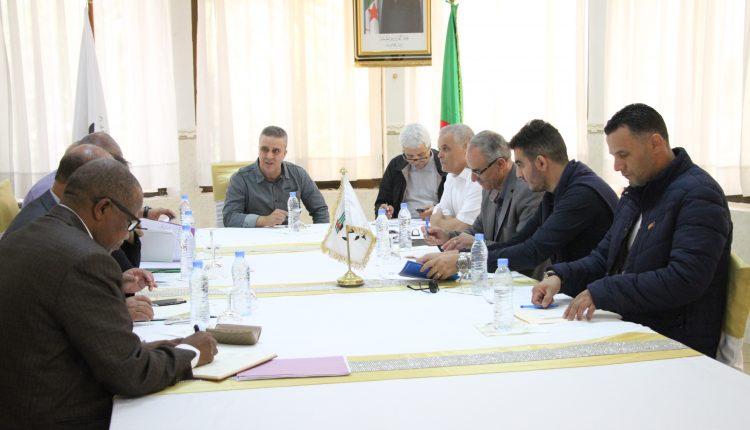تعزيز لجنة تنظيم كأس الجزائر