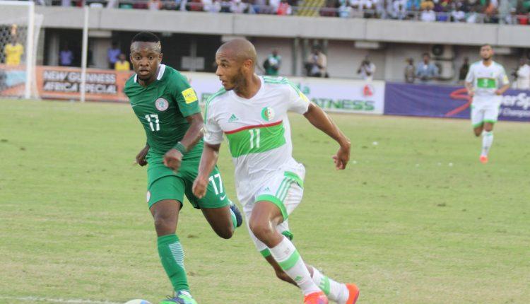 الجزائر – نيجريا : تعيين الحكم الغابوني اريك اطوغو لإدارة اللقاء