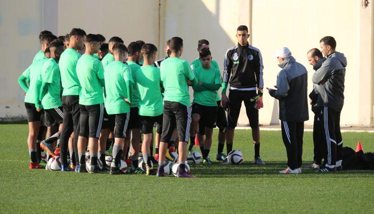 LA SÉLECTION MASCULINE U20 BATTUE PAR LA TUNISIE