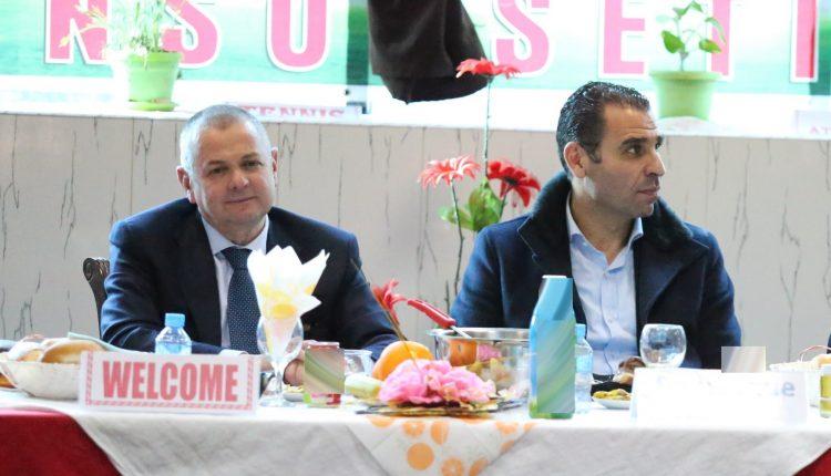 Zetchi, Ould Zmirli et Medane, ce jeudi au Maroc