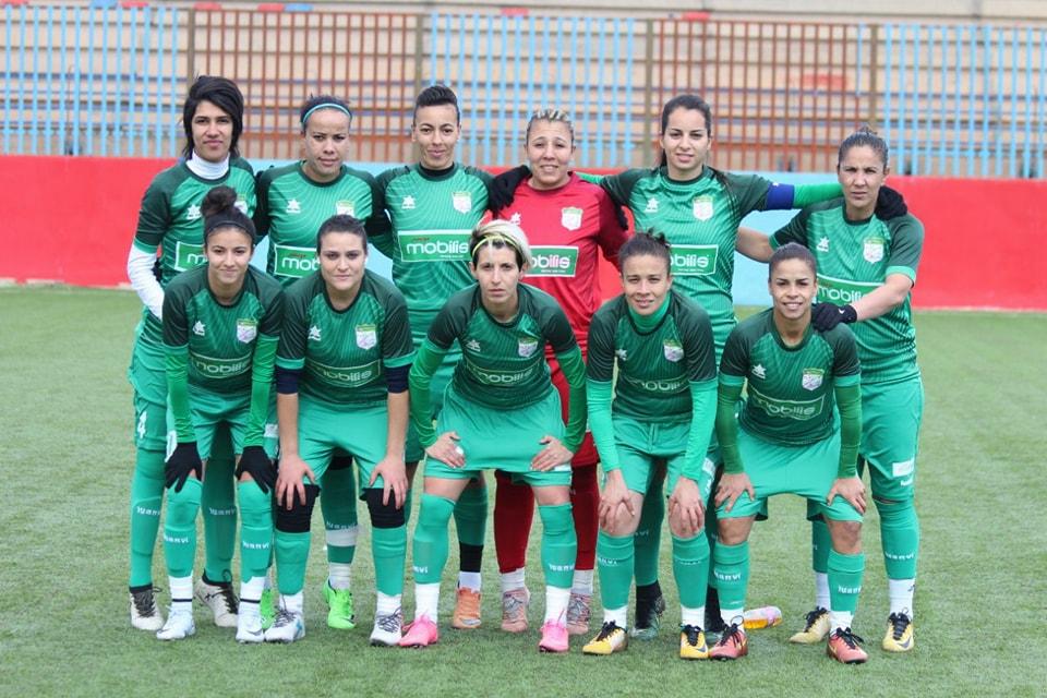 """Résultat de recherche d'images pour """"Club football filles de Constantine"""""""