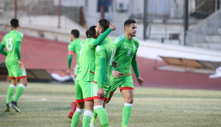 U20: ALGERIE-GHANA VENDREDI 11 MAI A 18H AU STADE DU 5 JUILLET