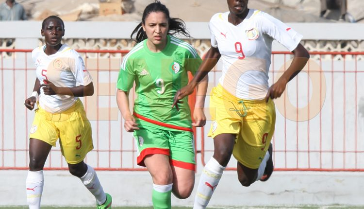 ELIMINATOIRES CAN DAMES 2018: LES ALGERIENNES S'INCLINENT (2-1) FACE AU SENEGAL