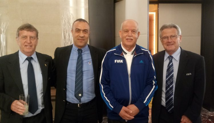 DES COURS FIFA A DESTINATION DES DTN DISPENSES EN TUNISIE