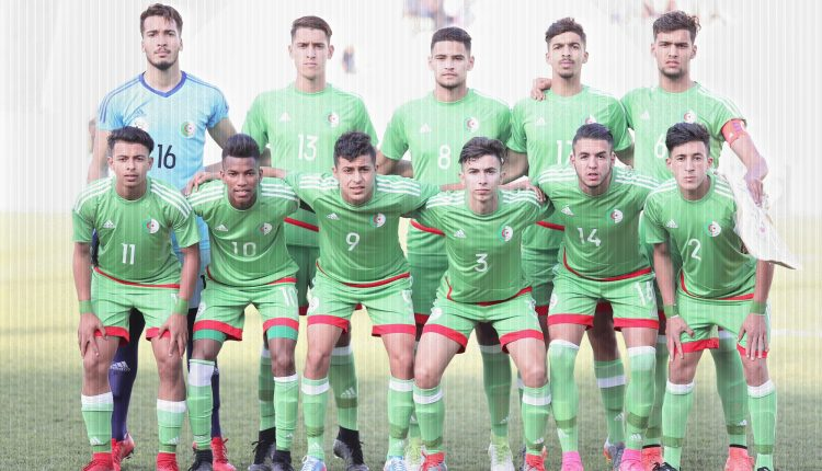Éliminatoires CAN U20 : Ghana sort l'Algérie (2-0)
