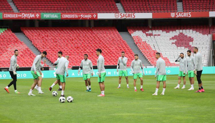 Madjer: «Une mission très difficile attend les joueurs»