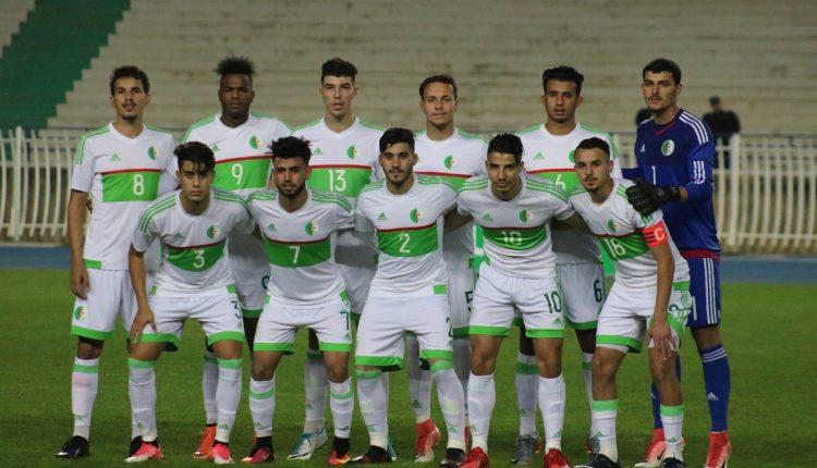 LES U21 BATTUS PAR L'EGYPTE (1-2)