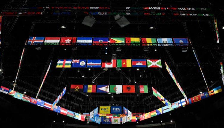 LE PRESIDENT DE LA FAF AU 68EME CONGRES DE LA FIFA