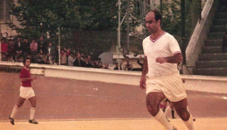 HACENE LALMAS : LA LEGENDE DU FOOTBALL ALGERIEN S'EN VA