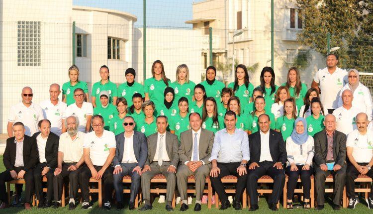 حفل تكريم المنتخب الوطني النسوي ( صور و فيديو )
