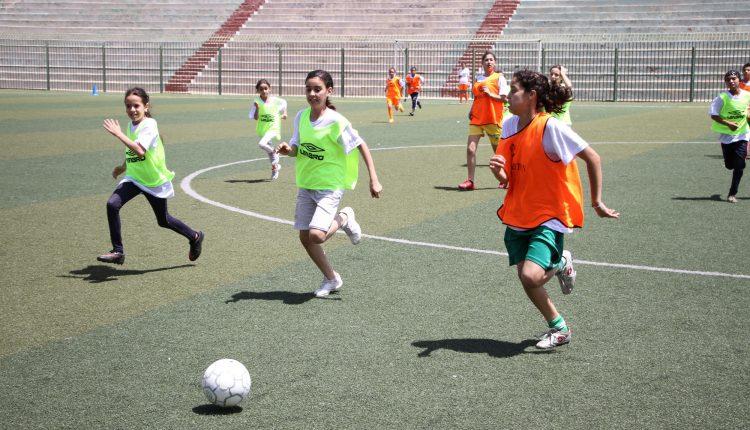 LANCEMENT DES ECOLES FEMININES DE FOOTBALL
