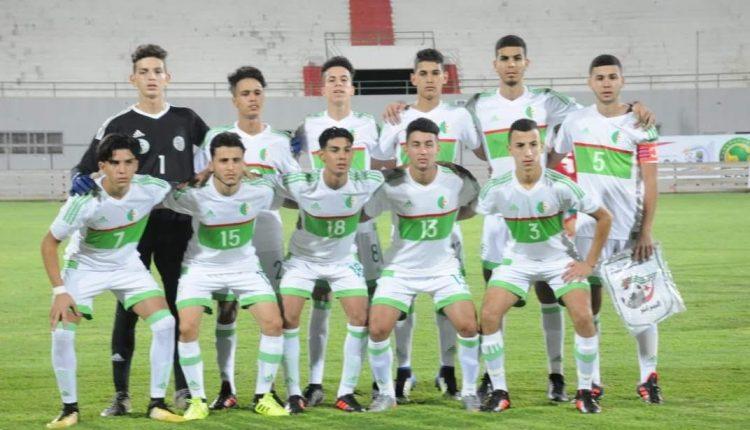 TOURNOI UNAF U17: ALGERIE 2 TUNISIE 0