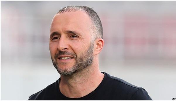 Djamel BELMADI (nouveau sélectionneur national) :  ''Un sentiment de fierté m'anime''