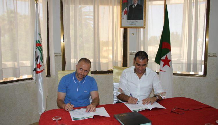 Belmadi s'engage pour quatre ans avec les Verts