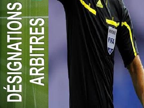 نهائي كأس الجزائر 5 أكابر ) : تعيينات الحكام