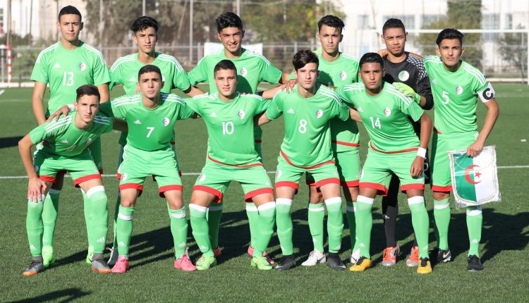 TOURNOI UNAF U15 : LA SELECTION NATIONALE S'INCLINE (2-4) FACE AU MAROC
