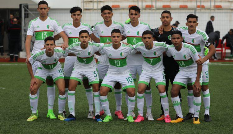TOURNOI UNAF U15: ALGERIE 4 LIBYE 0