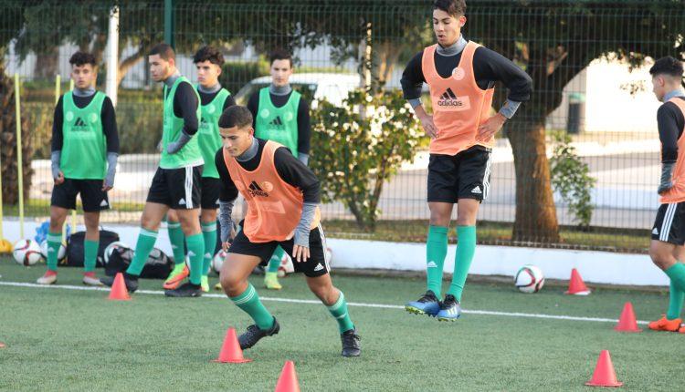 TOURNOI UNAF : L'EN U17 AFFRONTERA CE SAMEDI LA LIBYE