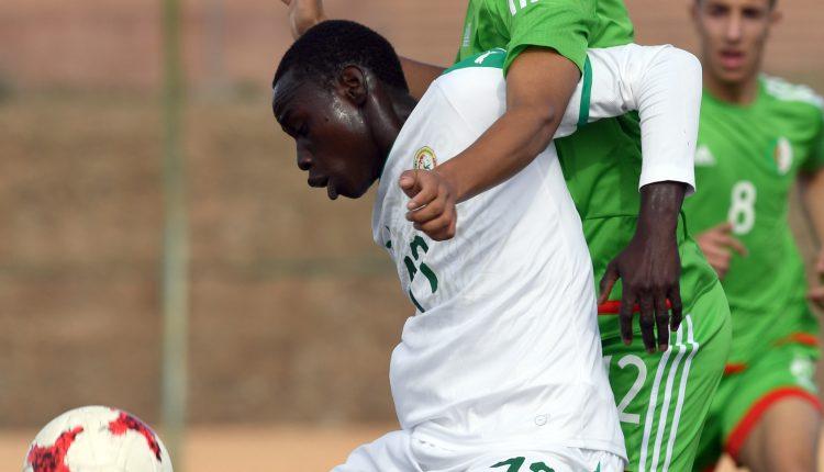 TOURNOI UNAF U17: SENEGAL 2 ALGERIE 0