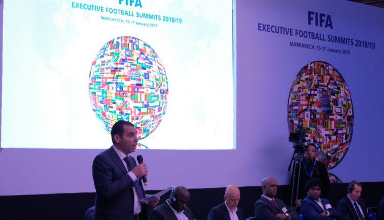 LE PRESIDENT DE LA FAF AU SEMINAIRE DE LA FIFA A LISBONNE