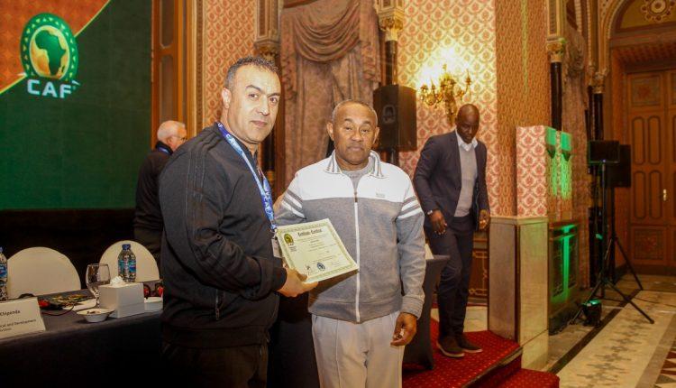 AMEUR CHAFIK ASSISTE A LA REUNION DES DTN AFRICAINS AU CAIRE