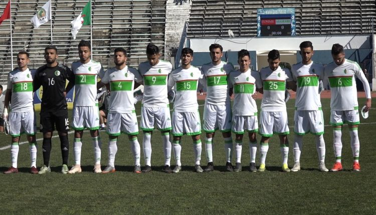 AMICAL : SELECTION NATIONALE U23 S'INCLINE 1 BUT A 0 FACE A LA TUNISIE U23