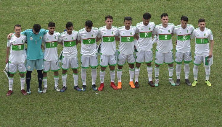 ÉLIMINATOIRES CAN-2019 U23 : GUINÉE EQUATORIALE 0 – ALGÉRIE 0