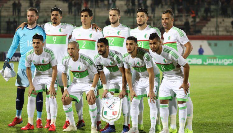 Match amical international   ALGERIE – TUNISIE (1 – 0): SUR UN AVANT-GOUT DE CAN
