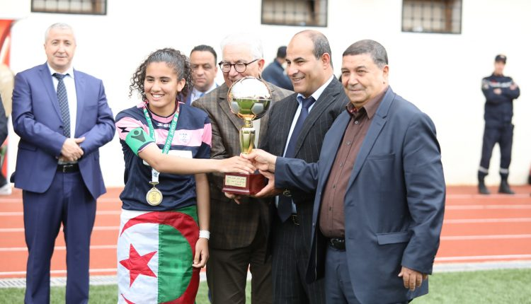 FINALES COUPE D'ALGERIE «FEMININES»: LE CFA AKBOU (U17) ET L'ASE ALGER CENTRE (U20) TRIOMPHENT