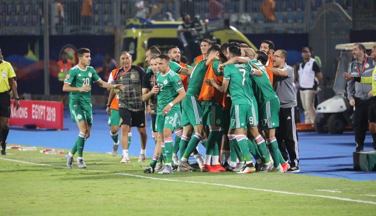 كأس إفريقيا 2019 ( الجولة 2) : السنغال 0 – الجزائر 1