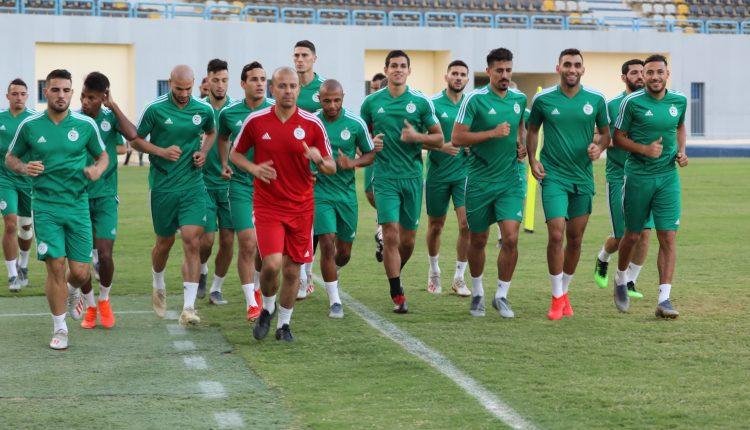 الجزائر – نيجيريا ( نصف نهائي / كان 2019 ) : الحصة التدريبية الأخيرة للخضر