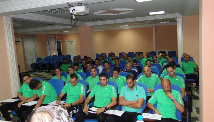 CFA : SÉMINAIRE POUR  LES ARBITRES ET ARBITRES ASSISTANTS « ELITE »