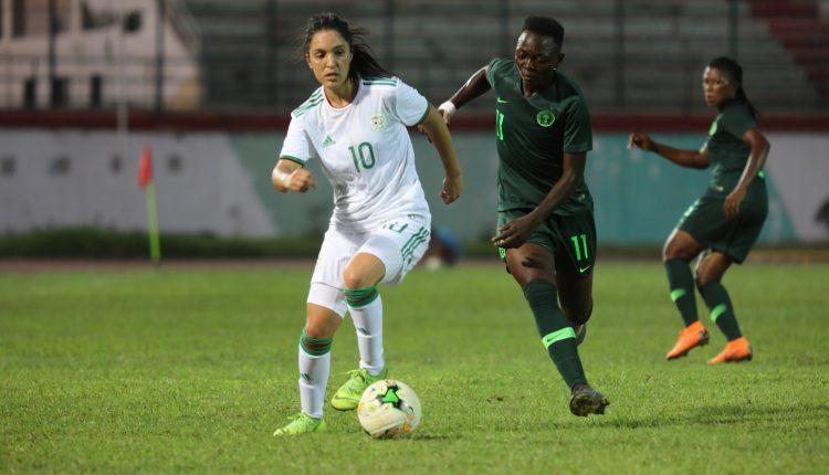 EN DAMES(ÉLIMINATOIRESJO TOKYO 2020):ALGÉRIE0 – NIGERIA 2